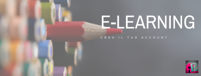 Logo di E-learning